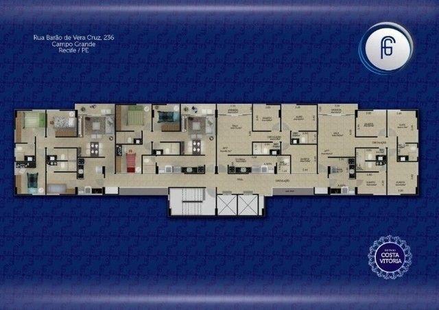 LR\\ Edf.Costa Vitória/ Apartamento  3 quartos (1 suíte) Dependência/ 79m² - Imperdível!!! - Foto 19