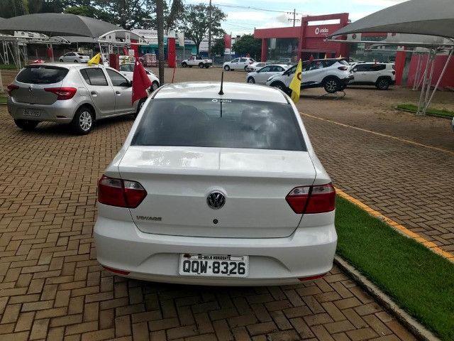 Volkswagen Voyage Mpi 1.0 2020 completo - Foto 5