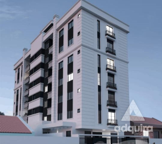 Apartamento com 3 quartos no Le Raffine Residence - Bairro Estrela em Ponta Grossa