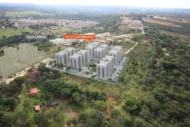 Apartamento em Jardim Imperial, Lagoa Santa/MG de 47m² 2 quartos à venda por R$ 139.000,00