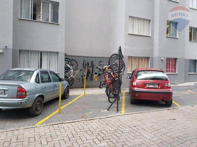 Apartamento em Carlos Chagas, Juiz de Fora/MG de 54m² 2 quartos à venda por R$ 134.000,00 - Foto 4
