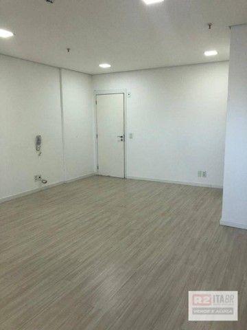 Conjunto, 43 m² - venda por R$ 180.000,00 ou aluguel por R$ 1.800,00/mês - Valongo - Santo