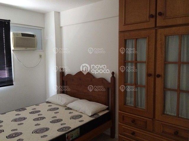 Apartamento à venda com 2 dormitórios em Botafogo, Rio de janeiro cod:FL2AP33760 - Foto 11
