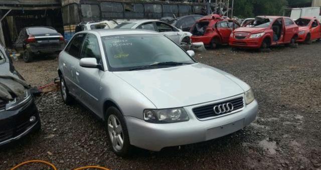 Sucata Audi A3 2004 para retirada de peças