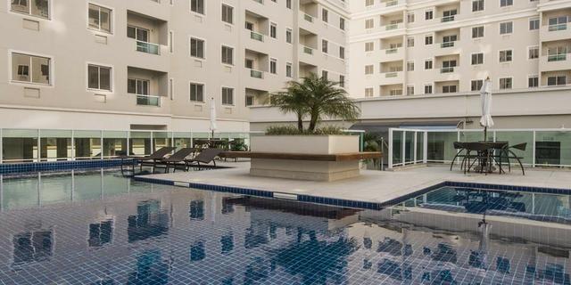 Apartamento Novo em Jardim Camburi com área de lazer completa