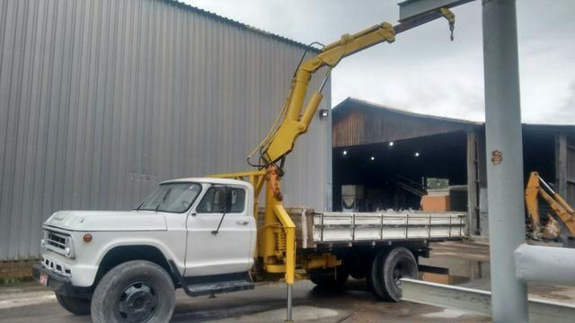 Gm Chevrolet 70 - Munck 2,5 toneladas