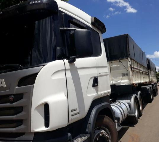 Scania R 404 6X4