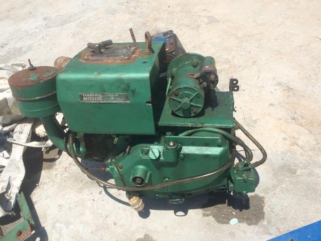 Motor B18 com reversões forte 25 com partida elétrica e manual