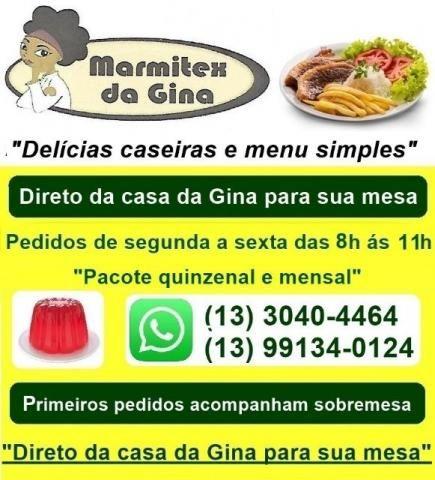 Marmitex da Gina