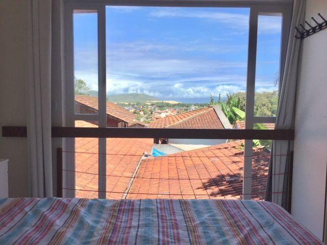 Studio com vista em residencial na Lagoa