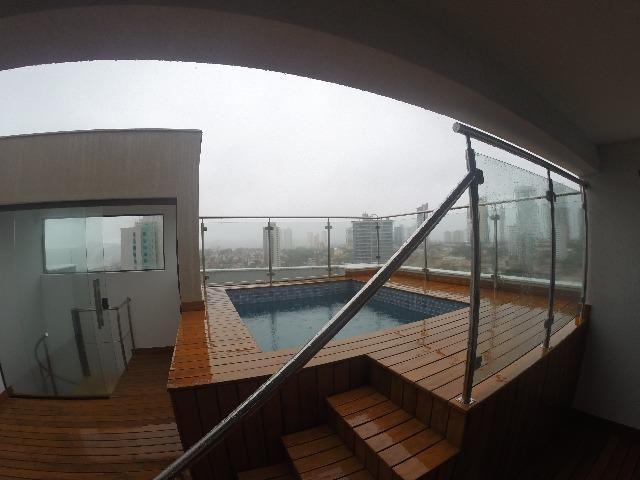 Cobertura - Ponta Negra - 80m² - 100% mobiliada e decorada - Á vista