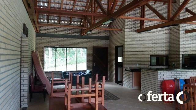 Chácara em Araucária com piscina e amplo Salão - Foto 5
