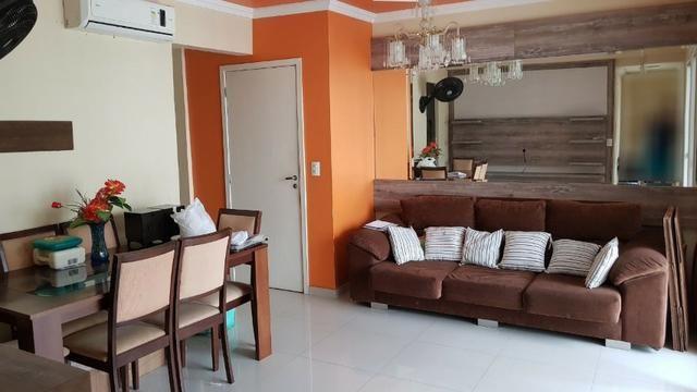 Apartamento Av. Ephigênio Salles, 3 qts, 2 vagas de garagem, Modulados e Ar