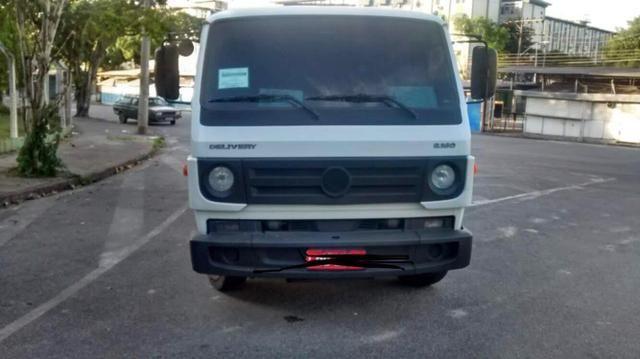 Reboque - Volks 8160 Delivery