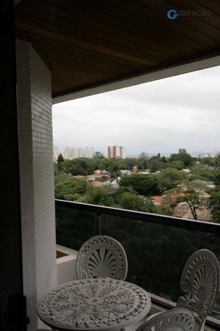 Apartamento com 4 dormitórios à venda, 178 m² por r$ 720.000 - vila adyana - são josé dos  - Foto 5