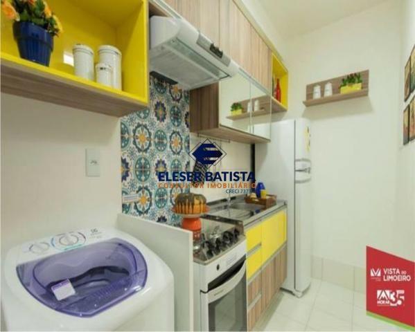 Apartamento à venda com 3 dormitórios em Condomínio vista limoeiro, Serra cod:AP00071 - Foto 5