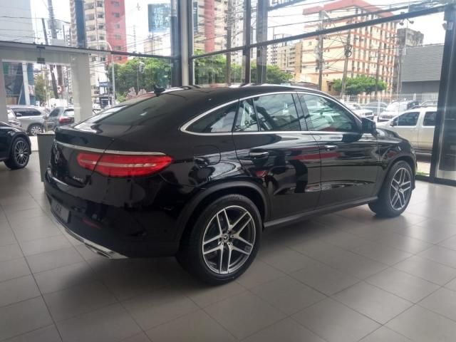 MERCEDES-BENZ GLE 400 2018/2019 3.0 V6 GASOLINA HIGHWAY COUPÉ 4MATIC 9G-TRONIC - Foto 2