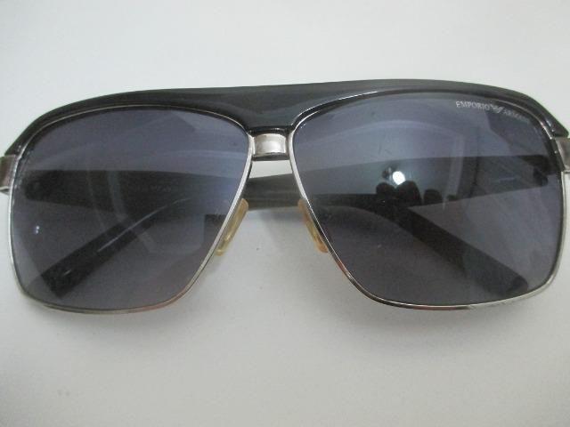 183a747bc Óculos de sol Emporio Armani italiano antigo peça vintage anos 1980 ...