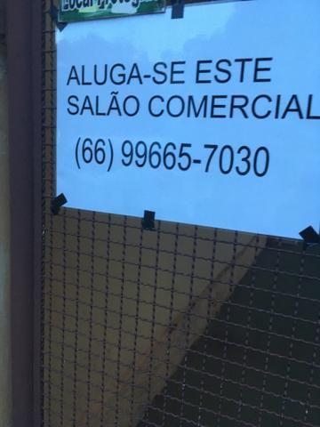 Salao comercial