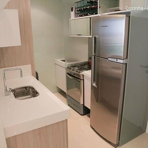 Apartamento, Praça da Luz, 54 m2, 2 vagas, melhor posição - Foto 10
