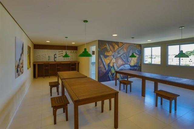 Apartamentos com 2 ou 3 dorms, suite e lazer completo em Diadema - Foto 6