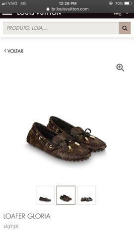 Sapato Louis Vuitton! Novo, Nunca Usado - Foto 5