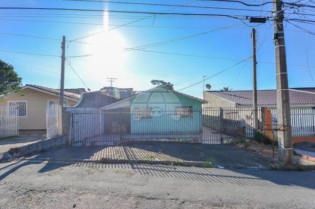 Casa à venda com 3 dormitórios em Cidade industrial, Curitiba cod:154085