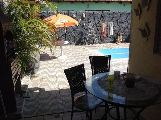 Casa em caldas na laje,piscina,barracao no fundo com divisão,bem localizada Itaguaí. - Foto 15