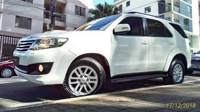 Toyota Hilux Sw4 3.0 4x4 Diesel 2013 -5 Lugares