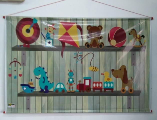 Banner Tema: Brinquedos