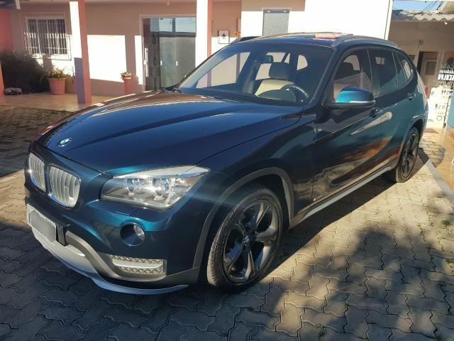 BMW X1 *46.000 km* *interior caramelo* *impecável