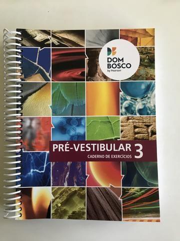 Livros Pré-Vestibular EXERCÍCIOS - Foto 2