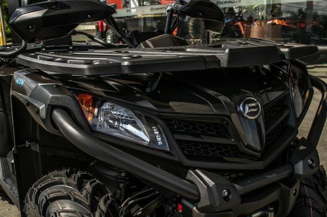 Quadriciclo 4x4 CForce 520L Automático Gasolina - Foto 11