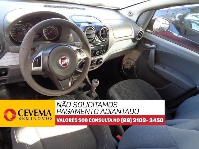Fiat Palio Attractive 1.4 - Vermelho - Foto 11