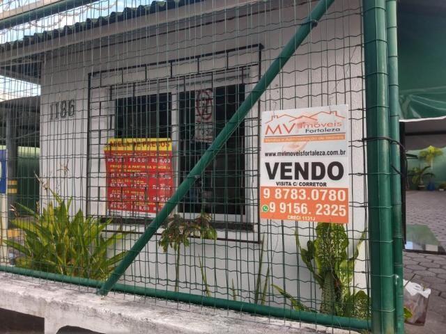 Vendo ponto comercial de esquina na aldeota medindo 640m, r$ 1.700.000,00, hoje funciona u