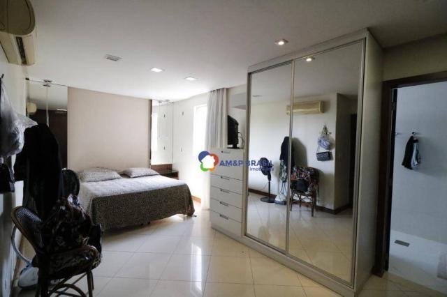 Cobertura com 5 dormitórios à venda, 320 m² por R$ 870.000,00 - Setor Marista - Goiânia/GO - Foto 13
