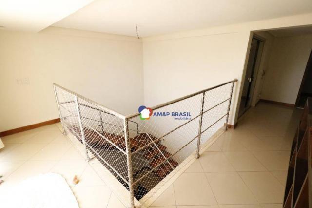 Cobertura com 5 dormitórios à venda, 320 m² por R$ 870.000,00 - Setor Marista - Goiânia/GO - Foto 19