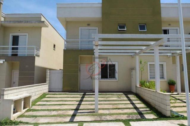 Casa com 3 dormitórios à venda, 105 m² Quebec Ville, Granja Viana - Cotia/SP