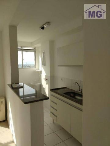 Apartamento com 2 dormitórios para alugar por r$ 850/mês - glória - macaé/rj - Foto 12