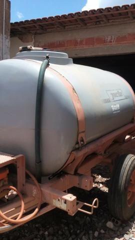Tanque de pulverização - Foto 2