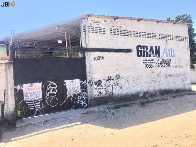Galpão/Pavilhão, Paupina, Fortaleza-CE