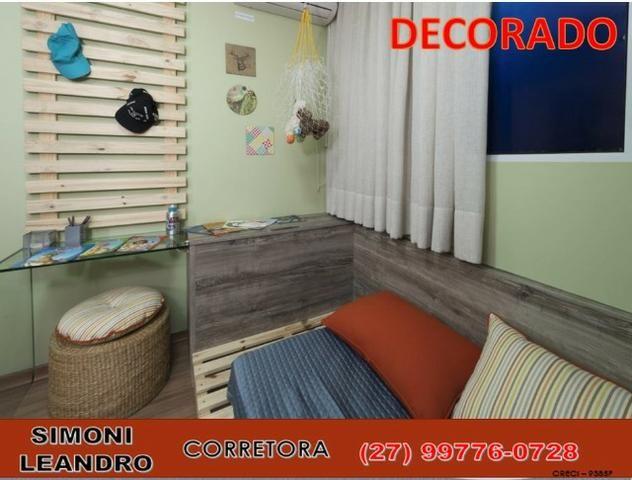 SCL - 34 - Apartamento 2 quartos, quintal, lazer completo, elevador, (entrada facilitada) - Foto 4