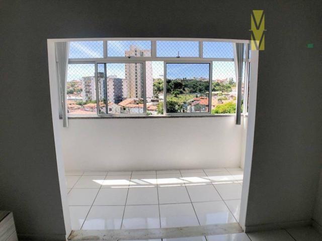 Apartamento projetado com 3 dormitórios, 2 vagas, à venda, 110 m², por r$ 275.000 - papicu - Foto 4