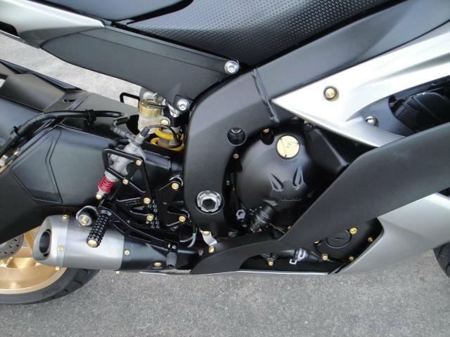 Yamaha R6 2007/2008 - Foto 2