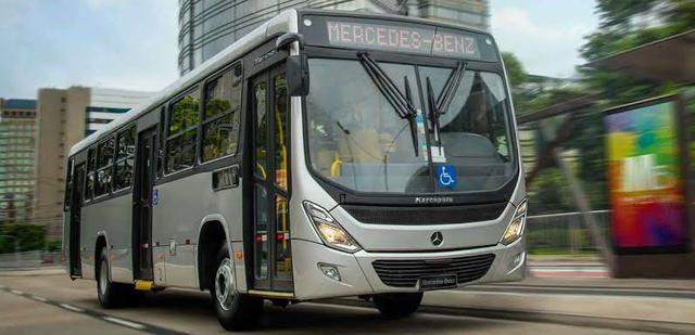 Ônibus Mercedez bens - Foto 2