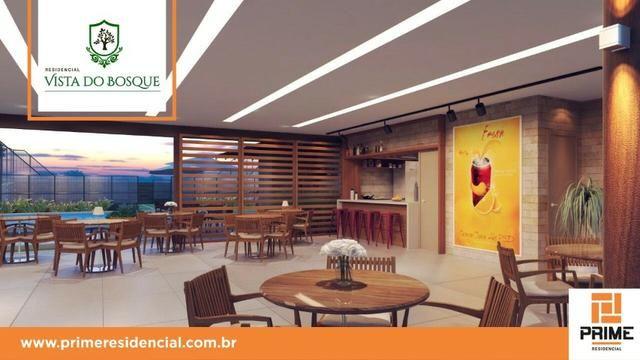 Ap de 2 quartos com suite reversível e quintal, Mario Covas- Vista do Bosque - Foto 10