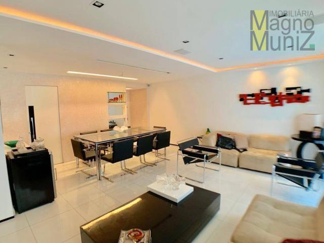 Apartamento com 3 dormitórios à venda por r$ 700.000,00 - cocó - fortaleza/ce - Foto 18