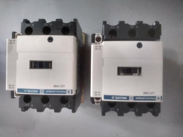 Contator Telemecanique Lc1d40m7 18.5kw - Foto 5