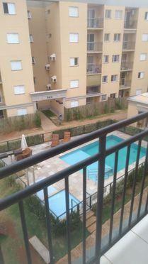 Apartamento para alugar no bairro Jardim Planalto - São José do Rio Preto/SP