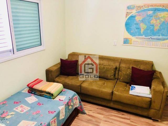 Sobrado com 3 dormitórios à venda, 195 m² por R$ 850.000 - Parque das Nações - Santo André - Foto 20